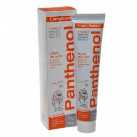 Эмульсия от ожогов COMPLIMENT Panthenol Мягкая мгновенного действия при различ.ожогах 3+ 75мл
