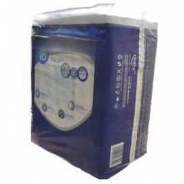 Подгузники для взрослых iD Slip Large 10шт Super 100-160см