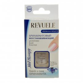 Средство для ногтей Revuele Бриллиантовый восстан.комплекс для ногтей 10мл