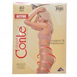 Колготки CONTE Active 006 40 р.6 Natural/Натур.