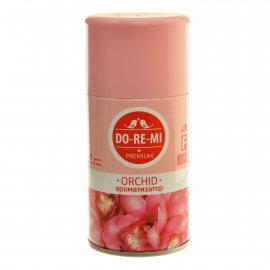 Освежитель воздуха ДО-РЕ-МИ Премиум Автоматический сменный Цветочное настроение/Орхидея 250мл