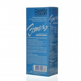 Гель-краска для волос ESTEL QUALITY Color стойкая 133 Золотисто-коричневый