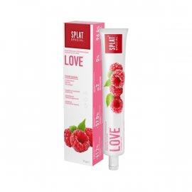 Зубная паста SPLAT Special Отбеливающая LOVE 75мл