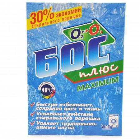 Отбеливатель БОС-плюс MAX порошок 600г