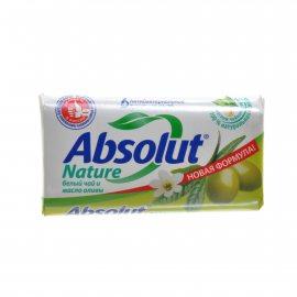 Мыло туалетное ABSOLUT Nature Антибактериальное Белый чай и масло оливы 90г