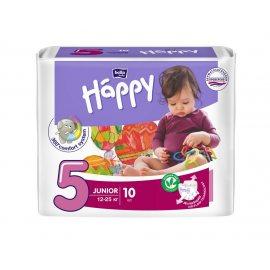 Подгузники BELLA HAPPY 12-25кг 10шт Junior 5