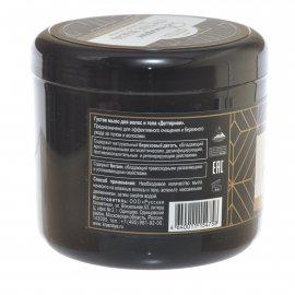 Мыло густое БАБУШКИНА АПТЕКА Дегтярное Для волос и тела восстан. Антибактериальное 500мл
