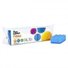 Губка для посуды FUN CLEAN 10шт XL