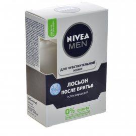 Лосьон после бритья NIVEA For Men Успокаивает и увлажняет для чувствительной 100мл