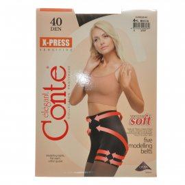 Колготки CONTE X-Press 40 р.4 Mocca