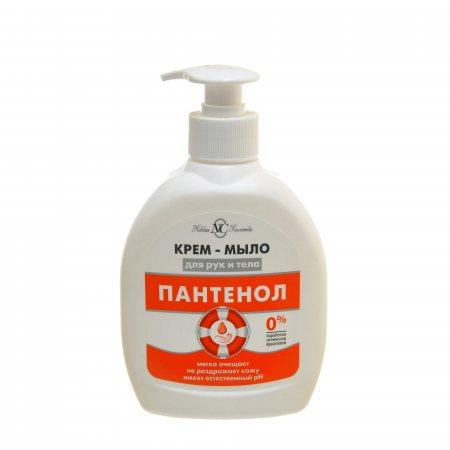 Крем-мыло жидкое для рук, тела ПАНТЕНОЛ 300мл