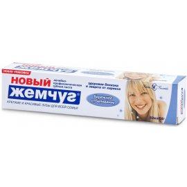 Зубная паста НОВЫЙ ЖЕМЧУГ Бережное отбеливание 50мл