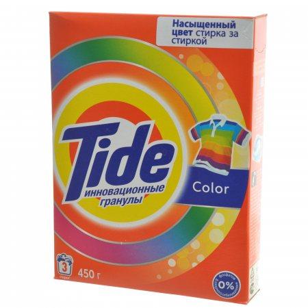 Стиральный порошок TIDE Автомат Color 450г