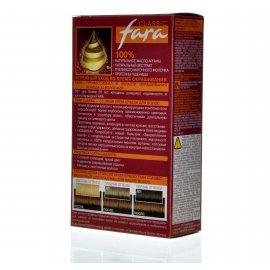 Крем-краска для волос FARA Classic стойкая 506а Молочный шоколад