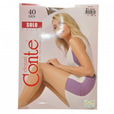Колготки CONTE Solo 40 р.4 Bronz/Бронза