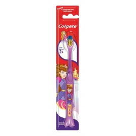 Зубная щетка COLGATE Супермягкая Для детей 2+