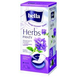Прокладки BELLA PANTY ежедневные 20шт Soft с экстрактом Вербены Verbena