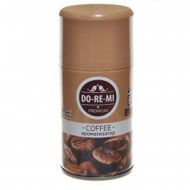 Освежитель воздуха ДО-РЕ-МИ Премиум Автоматический сменный Кофе 250мл