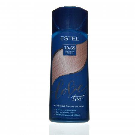 Бальзам оттеночный ESTEL LOVE Ton №10/65 Жемчужный блонд 150мл