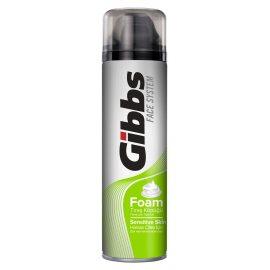 Пена для бритья GIBBS для чувствительной кожи Sensitive 200мл