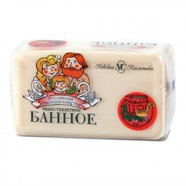 Мыло туалетное БАННОЕ 140г