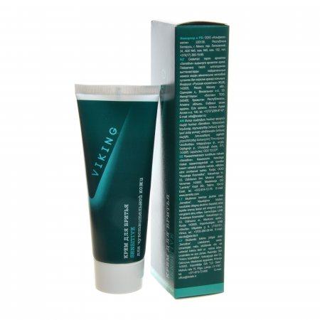 Крем для бритья VIKING для чувствительной Sensitive 75мл